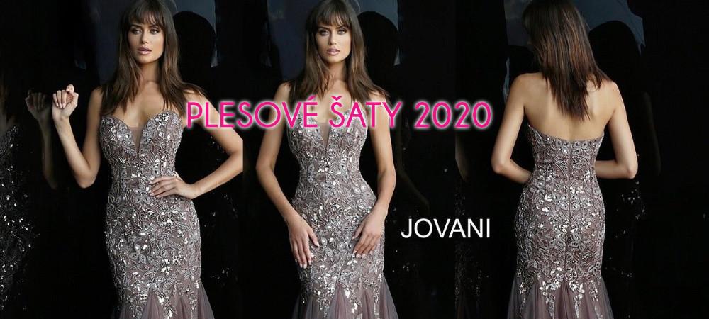 Plesové šaty Jovani 22753