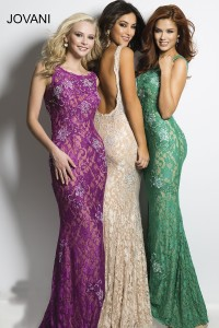 Plesové  šaty  skladem Jovani 21789