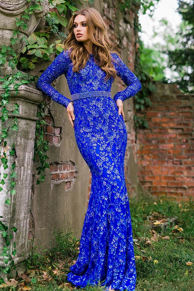 Luxusní šaty Jovani 22205