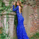 Luxusní šaty Jovani 22205 foto 1