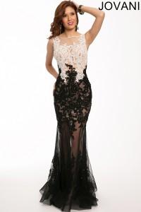 Plesové  šaty  skladem Jovani 22441