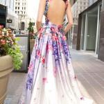Plesové šaty Jovani 22753 foto 1