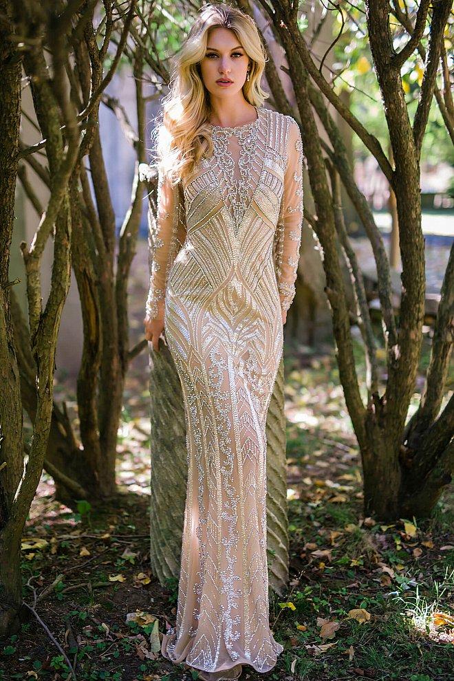 Luxusní šaty Jovani 23000