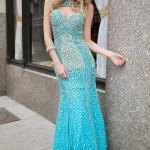 Luxusní šaty Jovani 26008 foto 3