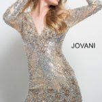 Koktejlové šaty Jovani 27205 foto 2