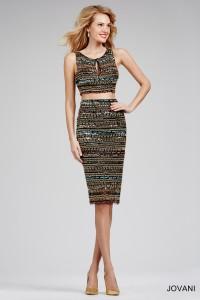 Koktejlové šaty Jovani 27340