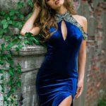 Luxusní šaty Jovani 27457 foto 3