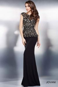 Večerní  šaty  skladem Jovani 27517