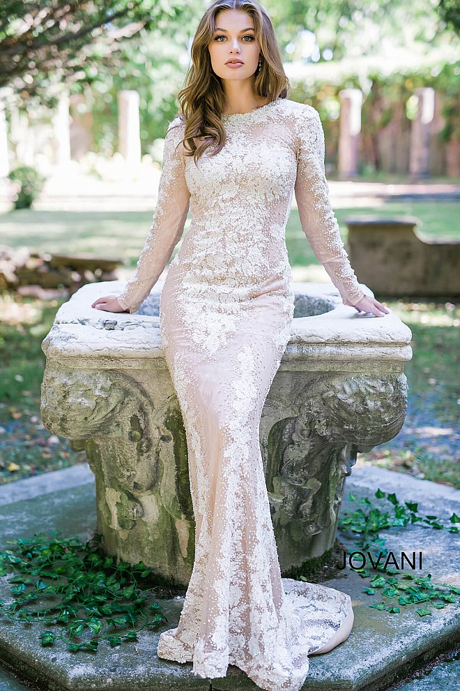 Svatební šaty Jovani 27695