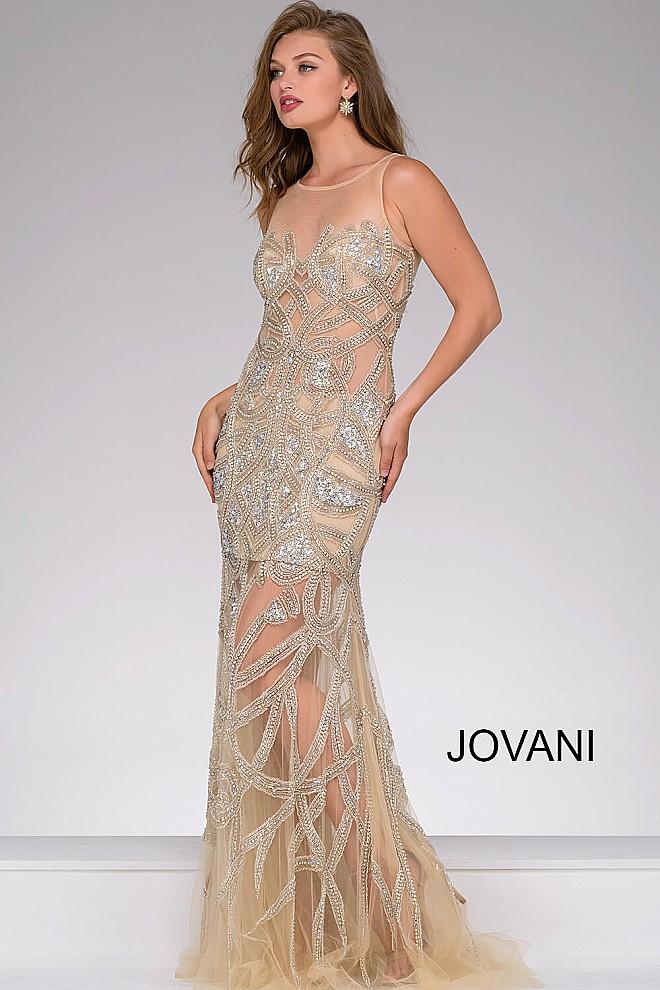 Luxusní šaty Jovani 31169
