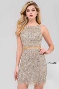Koktejlové šaty Jovani 31908