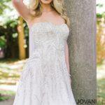 Svatební šaty Jovani 32282 foto 3