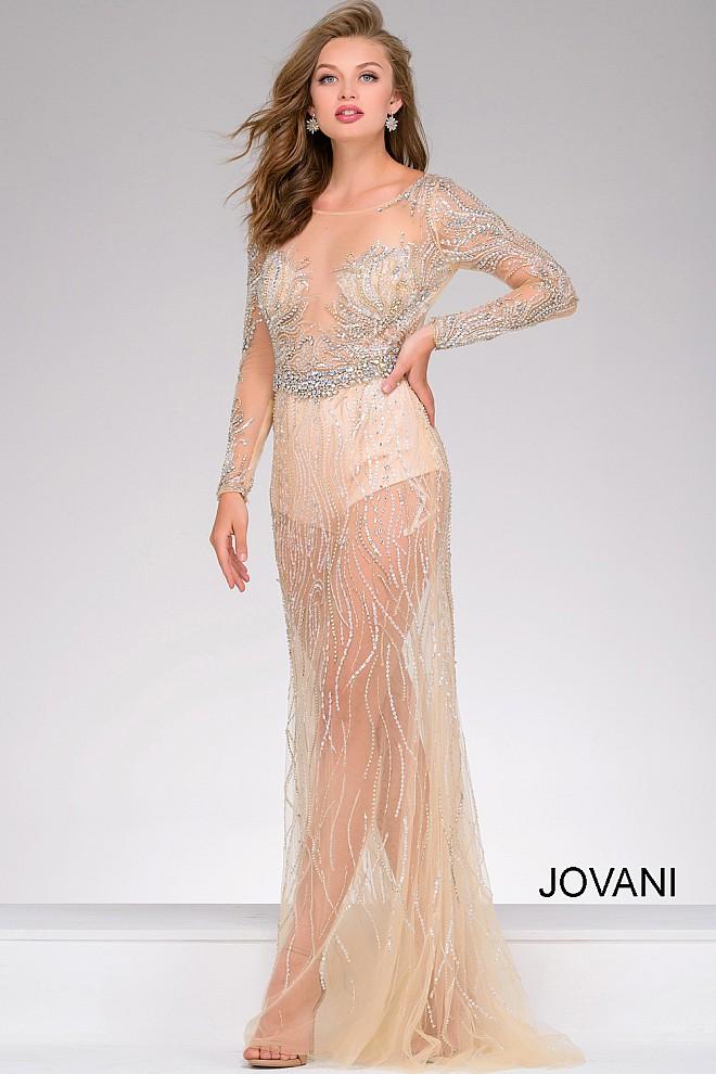 Luxusní šaty Jovani 32343