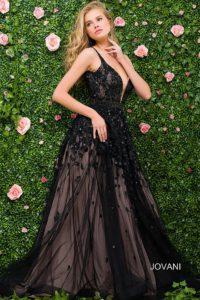 Luxusní šaty Jovani 33778