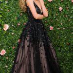 Luxusní šaty Jovani 33778 foto 5
