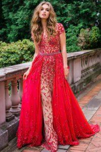 Luxusní šaty Jovani 36345
