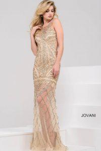 Plesové šaty Jovani 36554