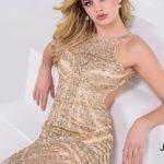 Plesové šaty Jovani 36554 foto 2