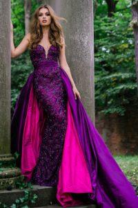 Luxusní šaty Jovani 36826