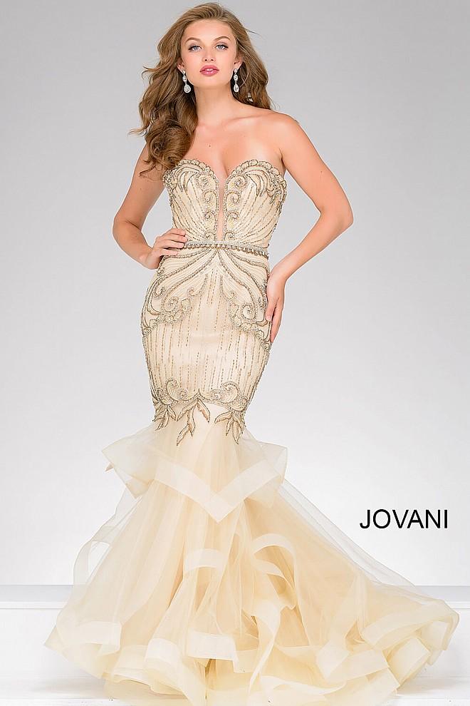 Plesové šaty Jovani 36984