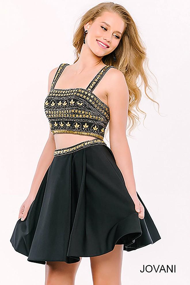 Maturitní šaty Jovani 37456