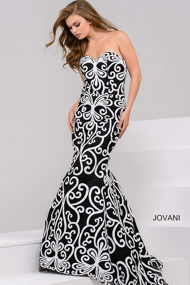 Plesové šaty Jovani 37587