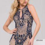 Plesové šaty Jovani 37689 foto 2