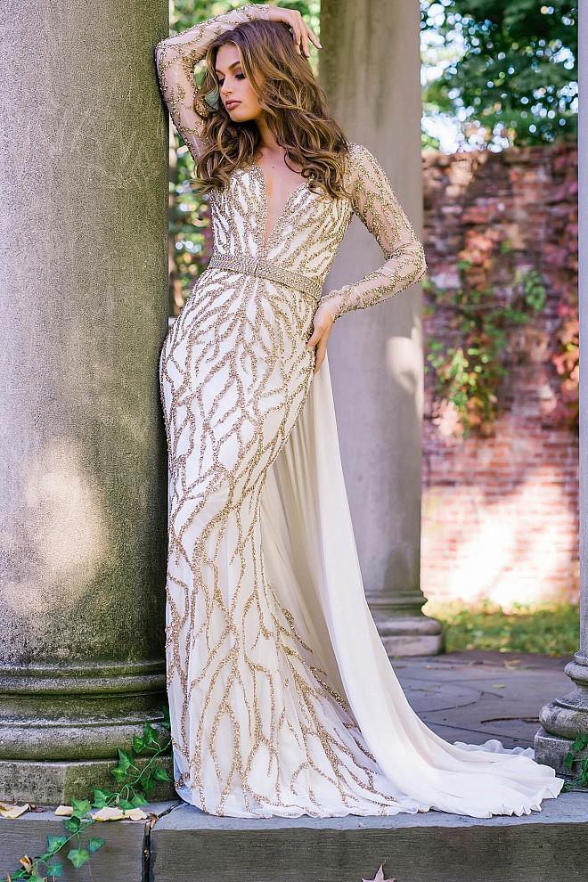 Luxusní šaty Jovani 39140