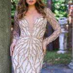 Luxusní šaty Jovani 39140 foto 2