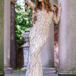 Luxusní šaty Jovani 39140 foto 4