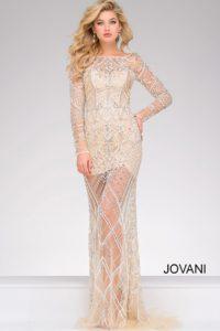 Plesové šaty Jovani 39193
