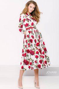Koktejlové šaty Jovani 39381