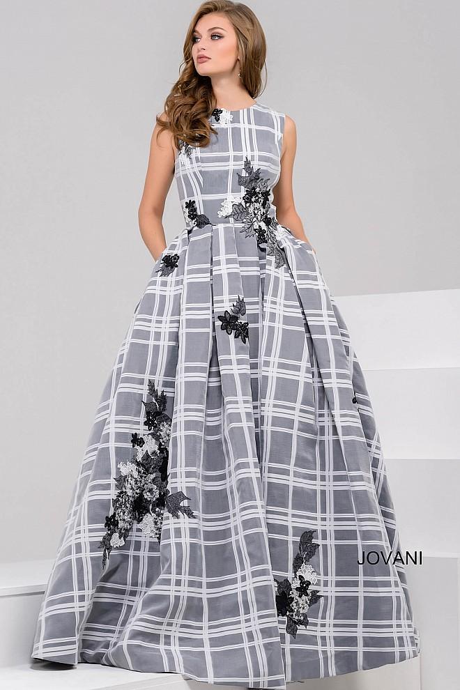 Plesové šaty Jovani 39388