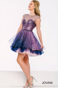 Maturitní šaty Jovani 39523
