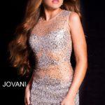 Koktejlové šaty Jovani 39825 foto 4