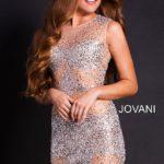Koktejlové šaty Jovani 39825 foto 1