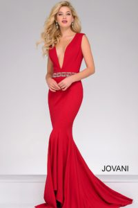 Plesové  šaty  skladem Jovani 40309