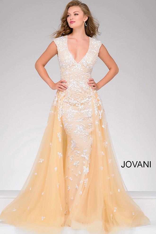 Luxusní šaty Jovani 40408