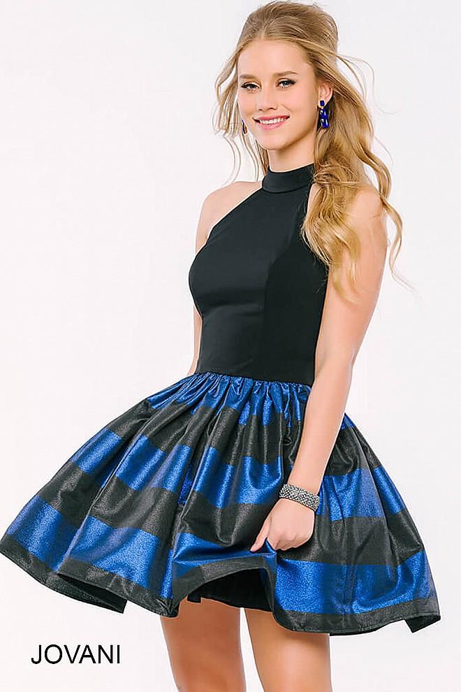 Maturitní šaty Jovani 40448