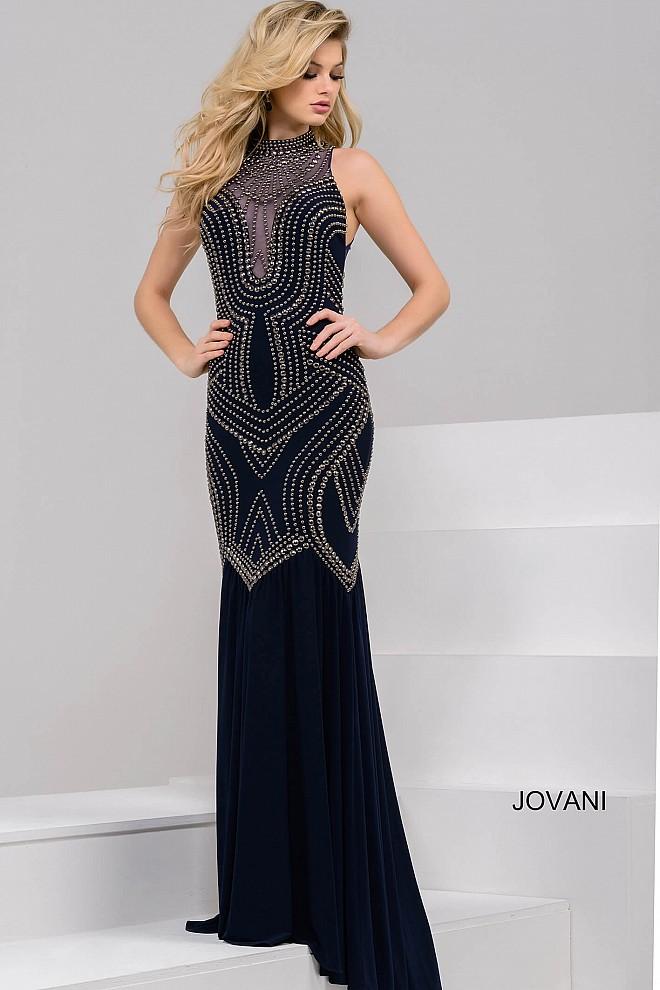 Plesové šaty Jovani 40649