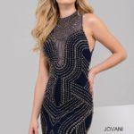Plesové šaty Jovani 40649 foto 2