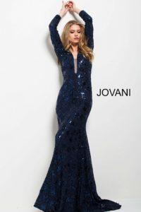 Plesové šaty Jovani 40942