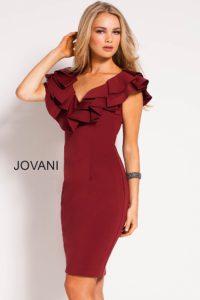 Koktejlové šaty Jovani 41089
