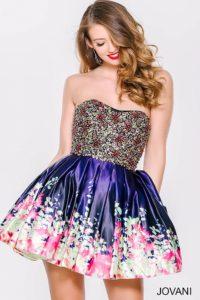 Maturitní šaty Jovani 41192