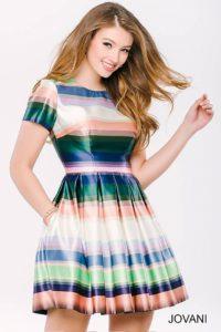 Koktejlové  šaty  skladem Jovani 41250