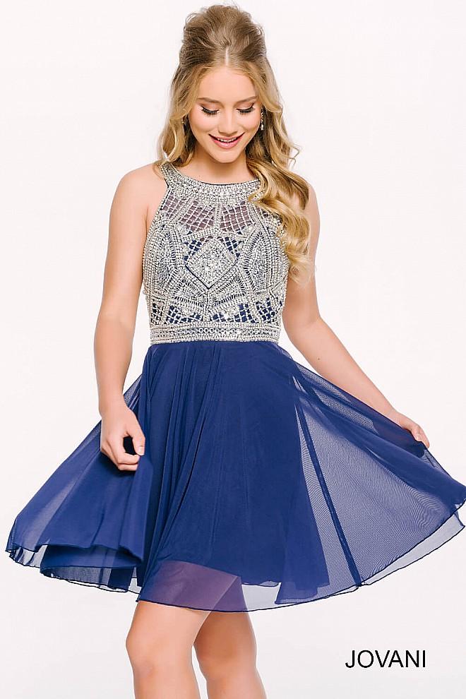 Maturitní šaty Jovani 41440