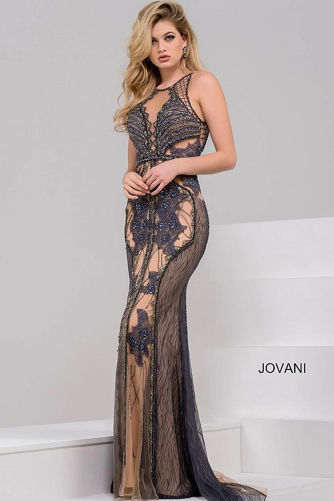 Plesové šaty Jovani 41599