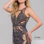 Plesové šaty Jovani 41599 foto 2
