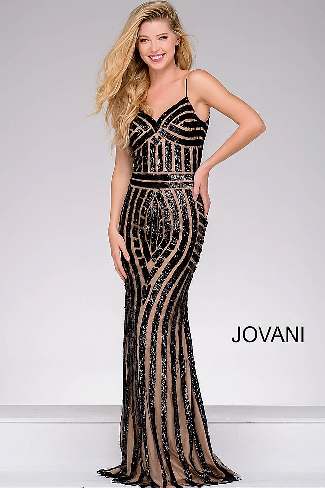 Luxusní šaty Jovani 41790