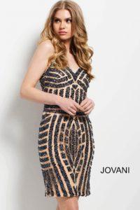 Koktejlové  šaty  skladem Jovani 41792
